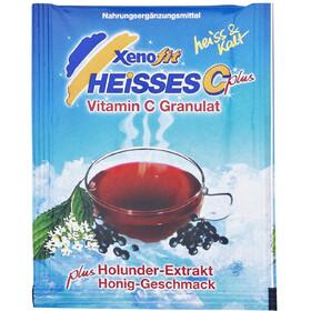 Xenofit Heißes C Plus Sacs pour portions de compléments alimentaires 90g, Honey